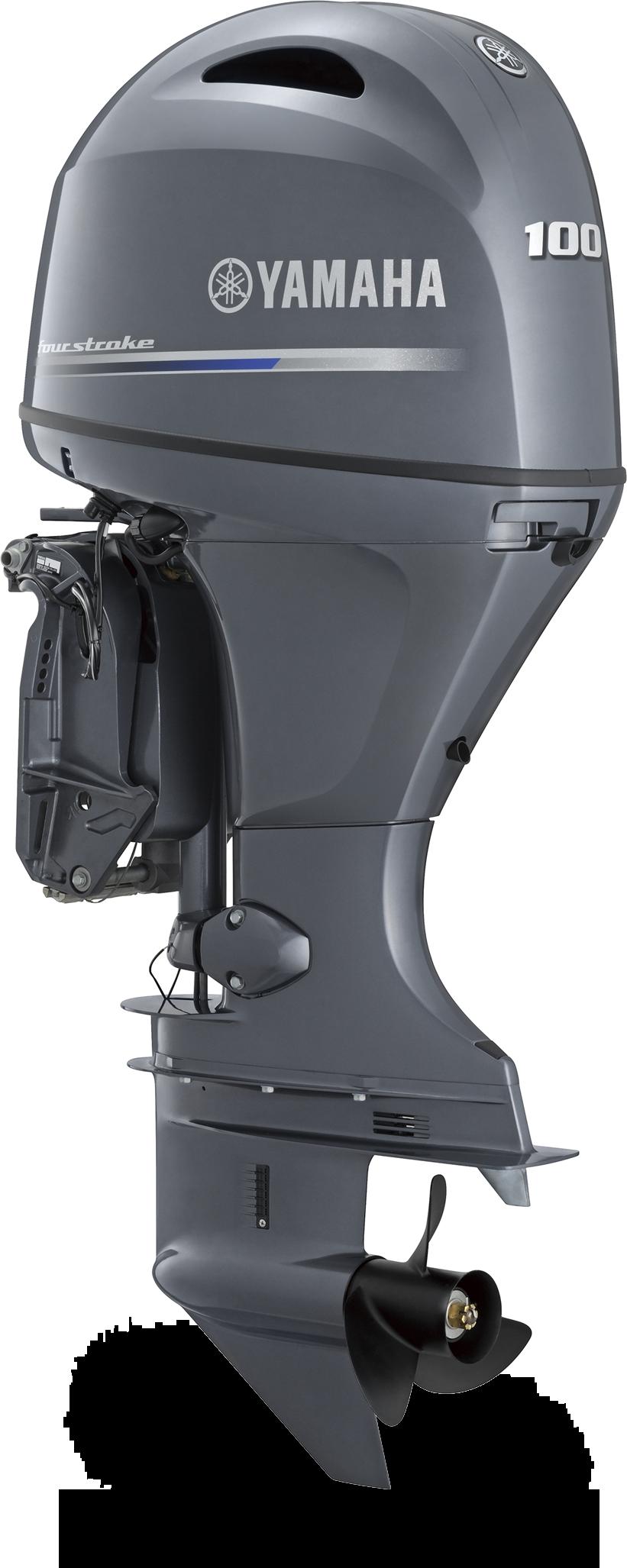 Yamaha F100FETX buitenboordmotor