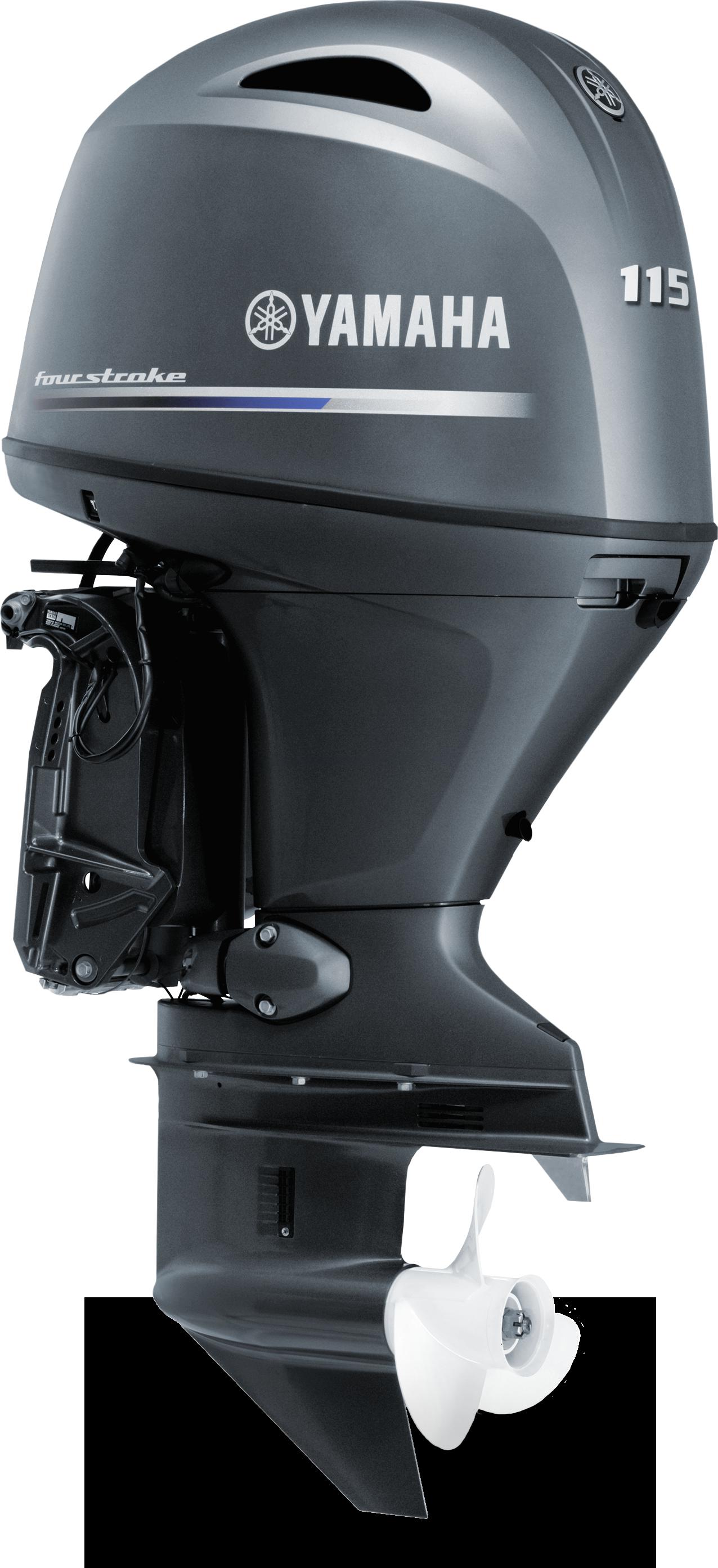 Yamaha F115BETL buitenboordmotor
