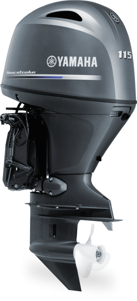 Yamaha F115BETX buitenboordmotor