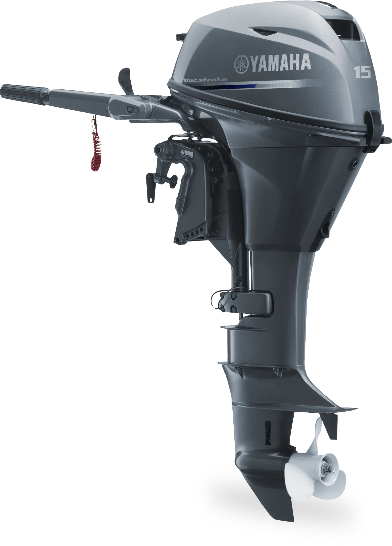 Yamaha F15CEHL buitenboordmotor