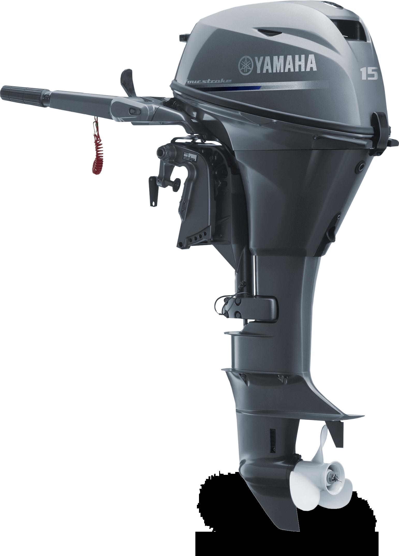 Yamaha F15CMHL buitenboordmotor