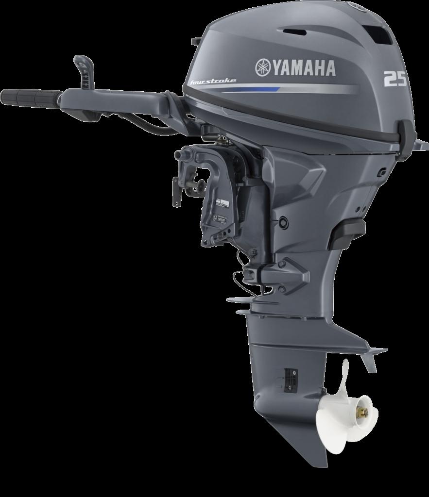 Yamaha F25GEL buitenboordmotor