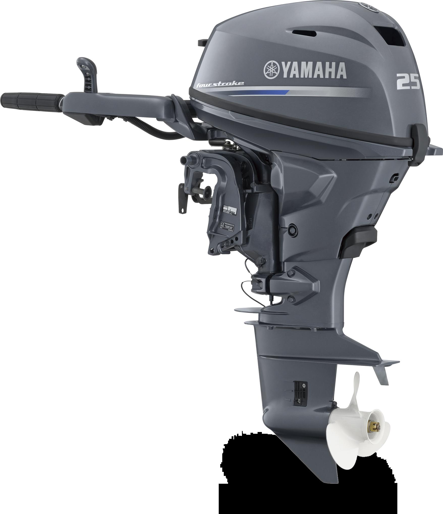 Yamaha F25GETL buitenboordmotor