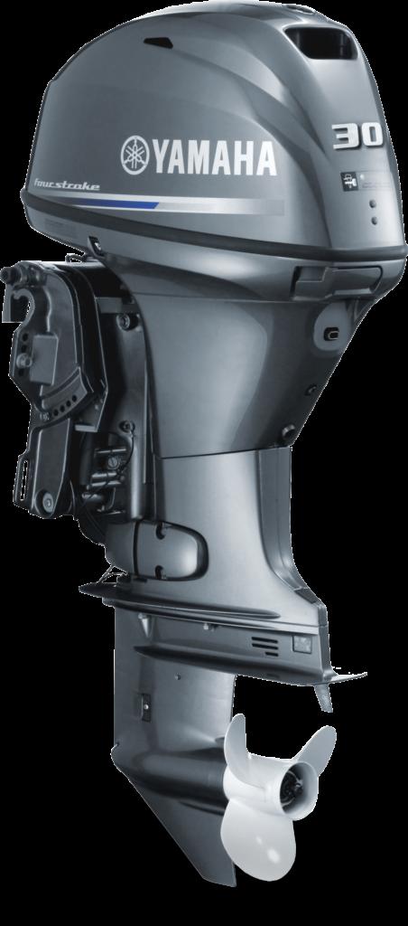 Yamaha F30BEHDL buitenboordmotor