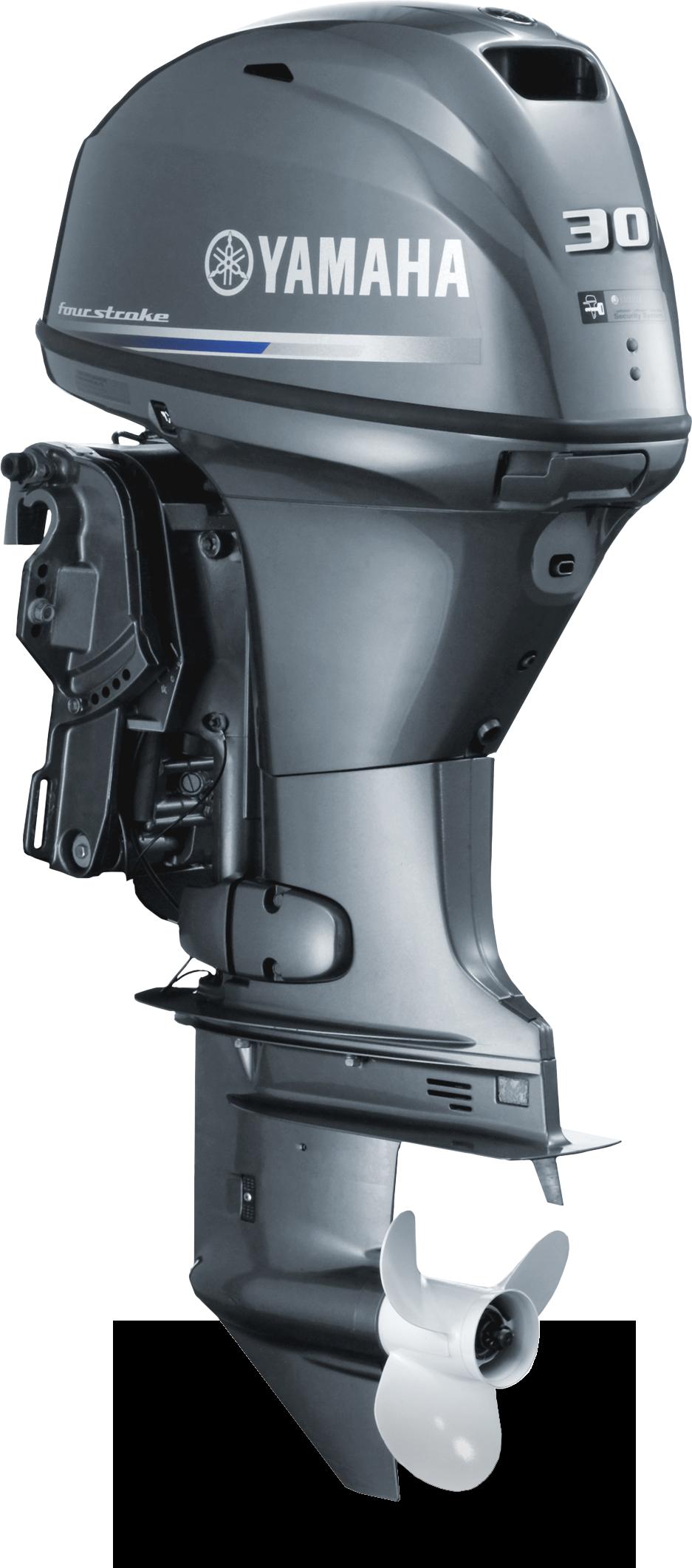 Yamaha F30BETL buitenboordmotor