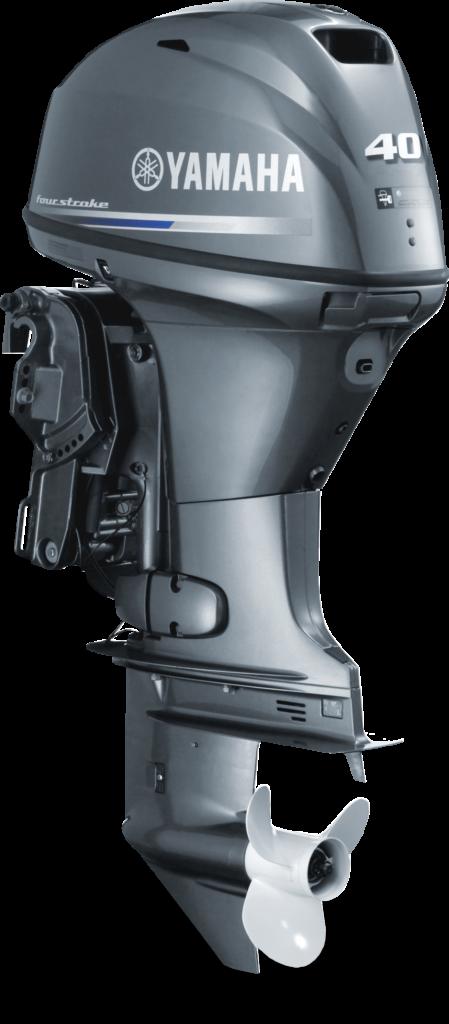 Yamaha F40FEDL buitenboordmotor