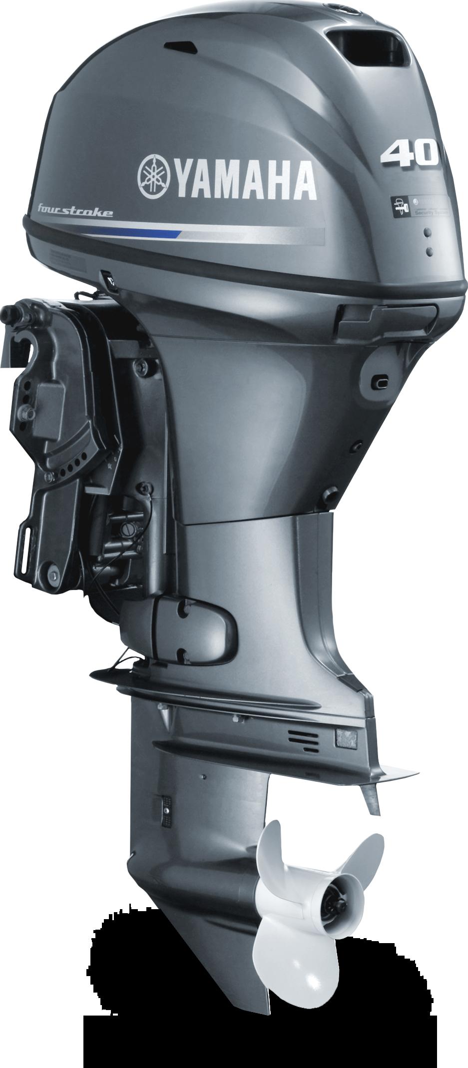 Yamaha F40FETL buitenboordmotor