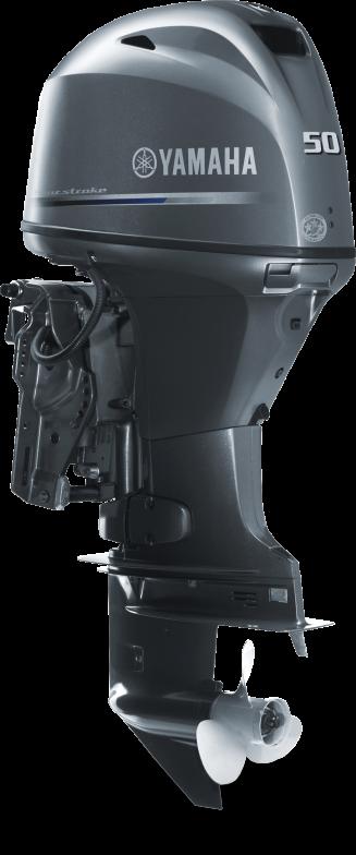 Yamaha F50HETL buitenboordmotor
