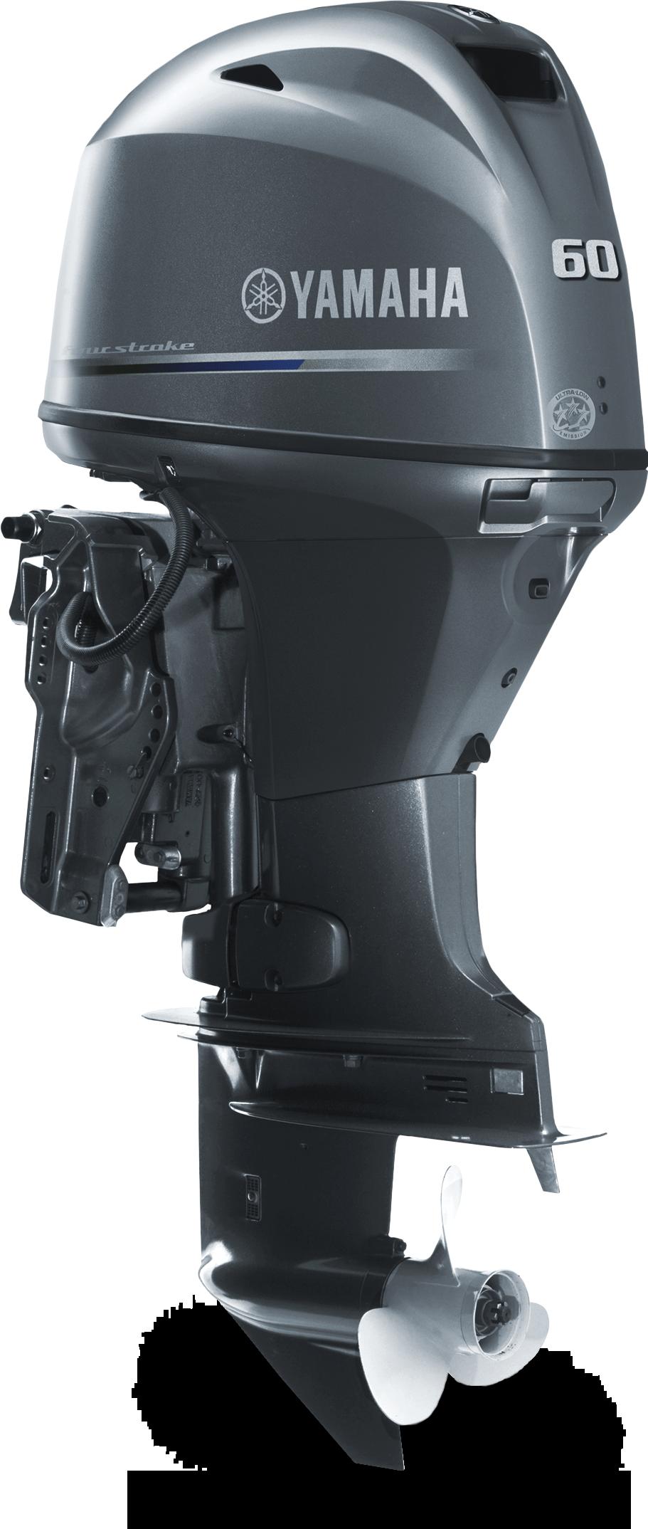 Yamaha F60FETL buitenboordmotor
