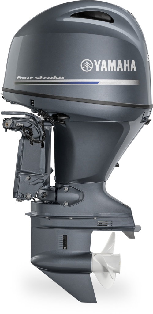Yamaha F80DETL buitenboordmotor