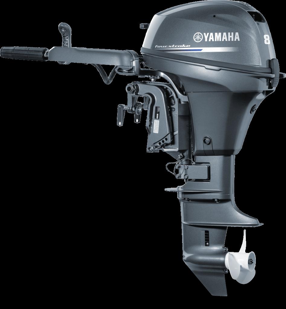 Yamaha F8FMHL buitenboordmotor
