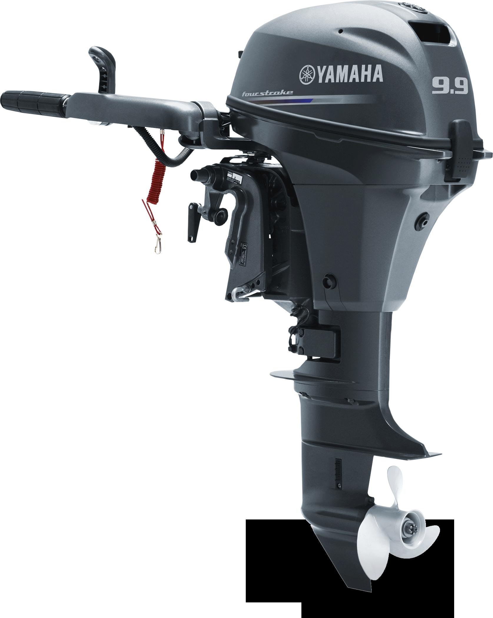 Yamaha F9.9JES buitenboordmotor