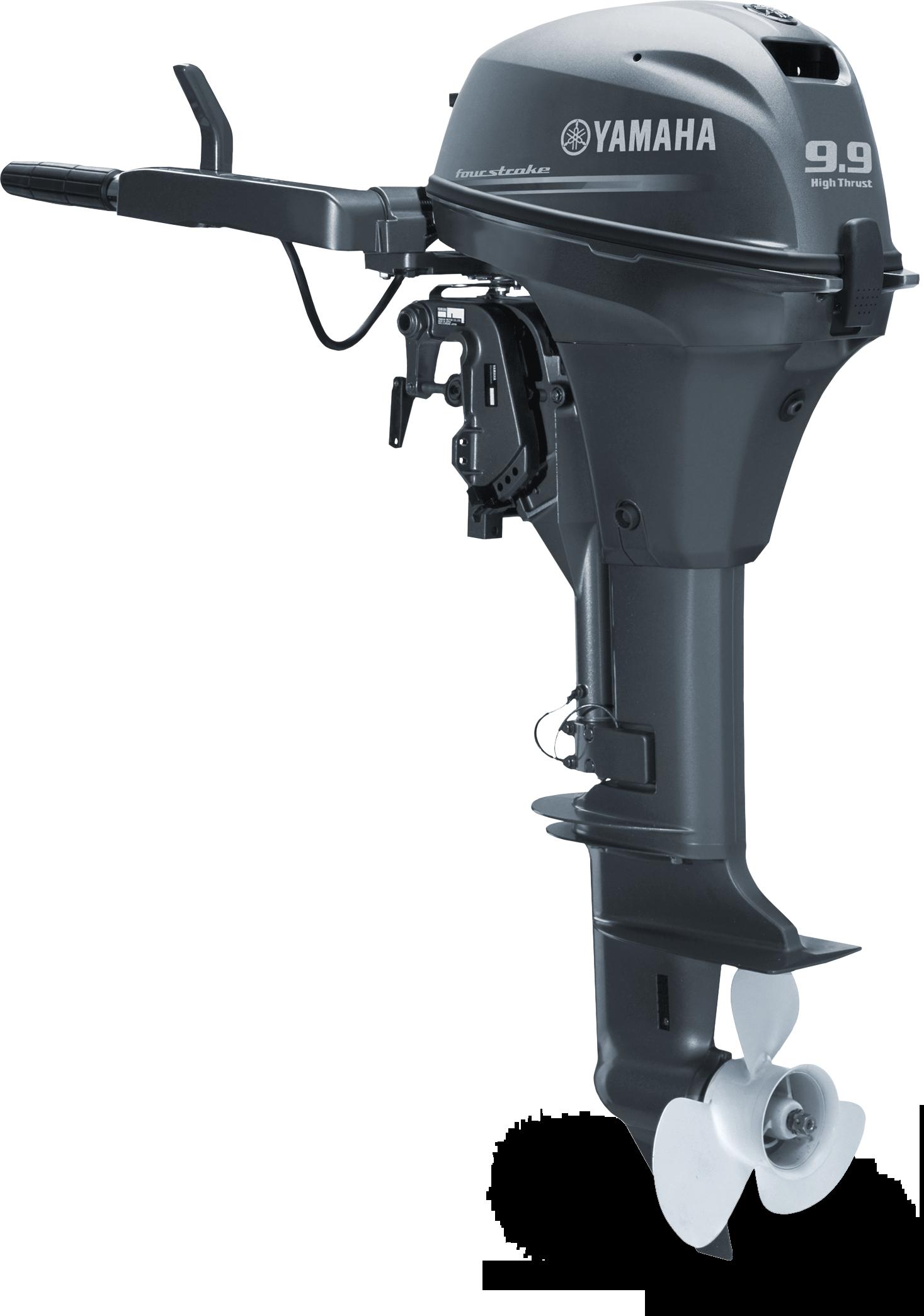 Yamaha FT9.9LEL buitenboordmotor