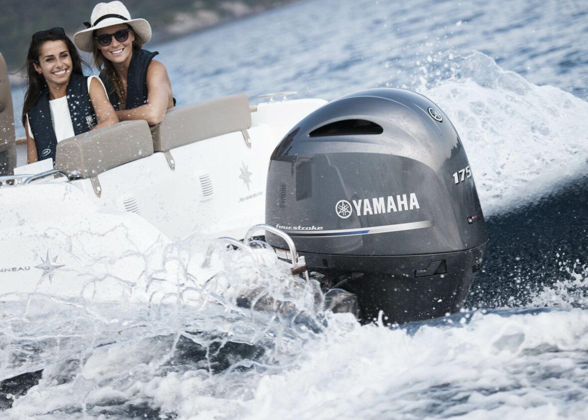 Yamaha buitenboordmotor F175