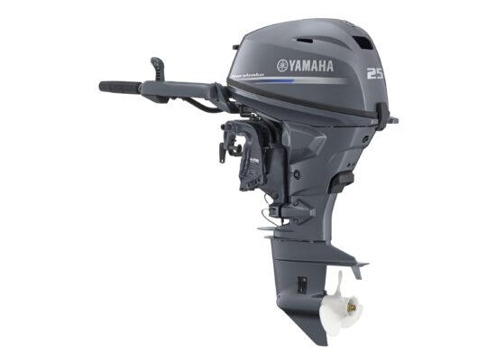 Yamaha F25G buitenboordmotor
